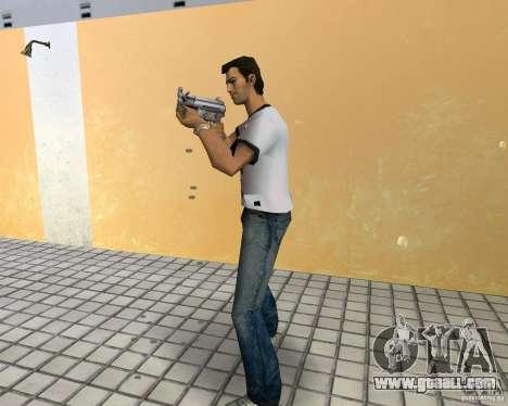 MP5K for GTA Vice City