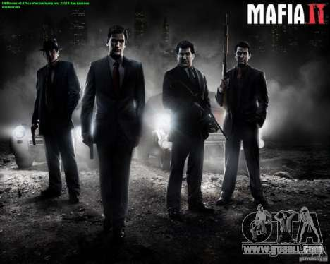 Loading screens of Mafia 2 for GTA San Andreas sixth screenshot