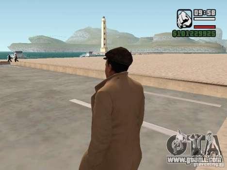 Joe Barbaro v1.0 for GTA San Andreas second screenshot