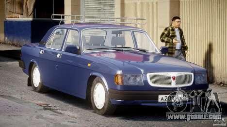 GAZ 3110 Volga for GTA 4