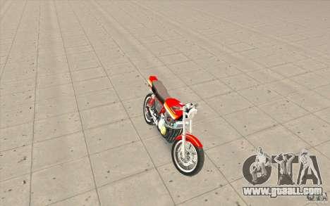 Kawasaki Z400FX for GTA San Andreas