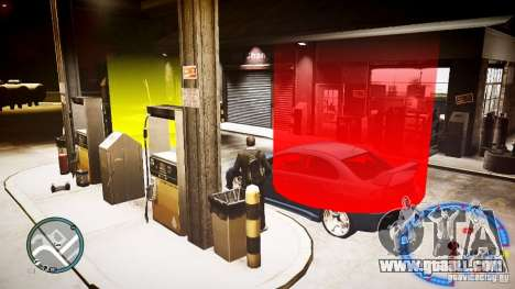 Fuel mod v3.0.0 (BETA) for GTA 4