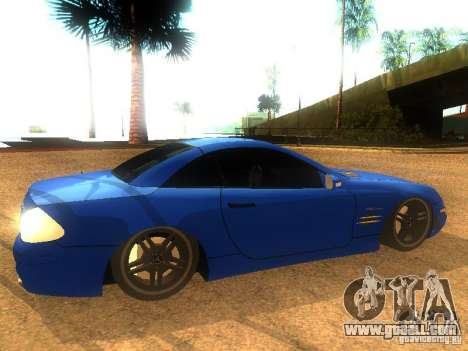 Mercedes-Benz SL65 AMG for GTA San Andreas right view