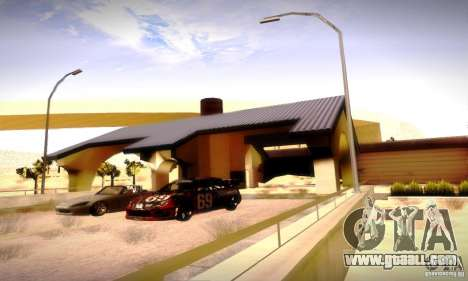 Drag Track Final for GTA San Andreas third screenshot
