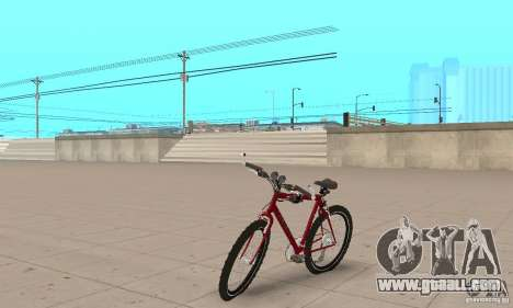 Chongs Mountain Bike for GTA San Andreas