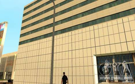 UGP Moscow New General Hospital for GTA San Andreas sixth screenshot