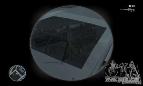De Lorean DMC-12 (BTTF1) for GTA 4 left view