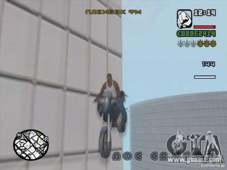Stop time for GTA San Andreas forth screenshot