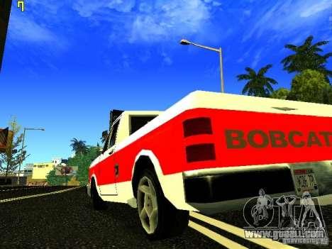 The New Graph By jeka_raper for GTA San Andreas second screenshot