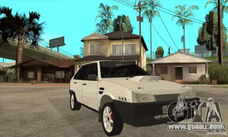 VAZ 21093 for GTA San Andreas back view