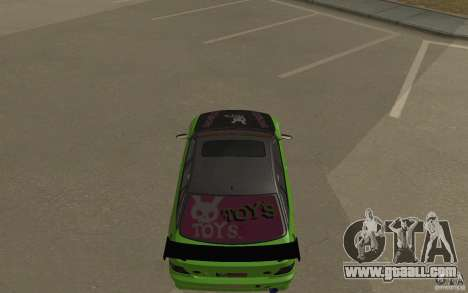 Toyota Altezza Toy Sport for GTA San Andreas left view