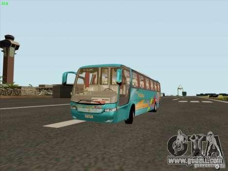 Mercedes-Benz Vissta Buss LO for GTA San Andreas