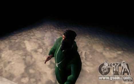 Realistic cigarette for GTA San Andreas forth screenshot