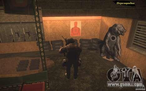 Recharging weapons for GTA San Andreas third screenshot