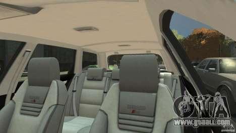 Audi S4 Avant for GTA 4 left view