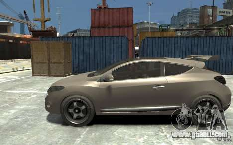 Renault Megane Coupe for GTA 4 left view