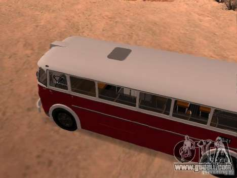 Ikarus 60 for GTA San Andreas right view