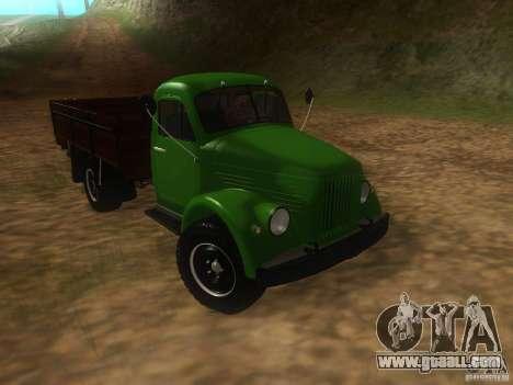 Gaz-63 for GTA San Andreas