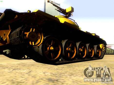 Type 59 v1 for GTA San Andreas right view