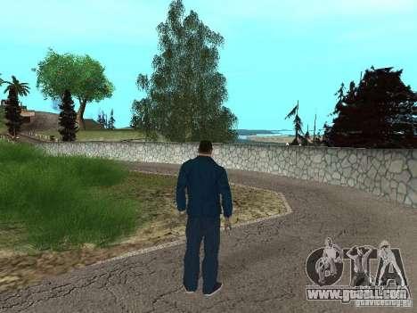 CJ Mafia Skin for GTA San Andreas sixth screenshot