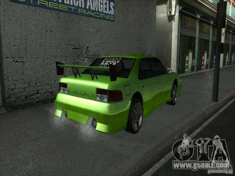 Brighter colors for cars for GTA San Andreas