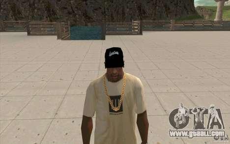 Cap WCC for GTA San Andreas second screenshot