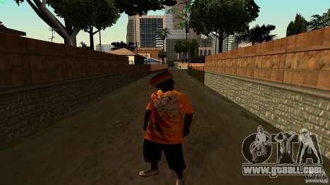 Jamaican Guy for GTA San Andreas second screenshot