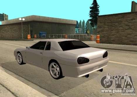 Elegy MIX v2 for GTA San Andreas left view