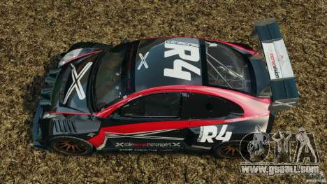 Colin McRae R4 Rallycross for GTA 4 right view