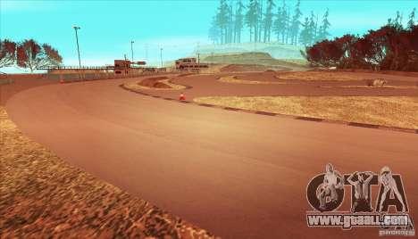 The Ebisu South Circuit for GTA San Andreas seventh screenshot