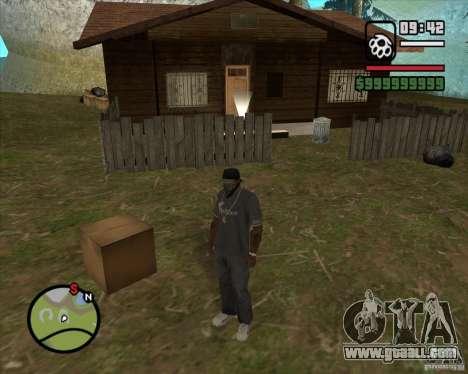 House Hunter v2.0 for GTA San Andreas third screenshot