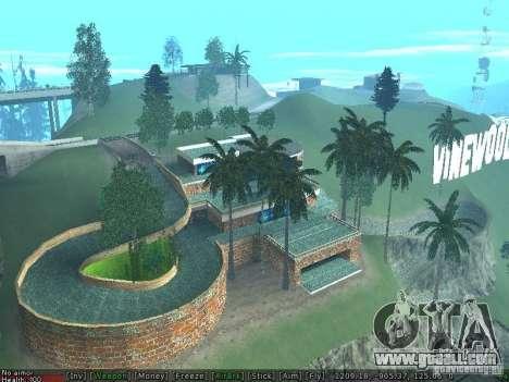 New Villa Med-Dogg for GTA San Andreas second screenshot