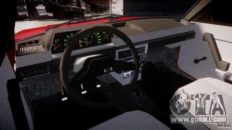 AZLK Moskvich 2141 STR-v 2.1 for GTA 4 right view