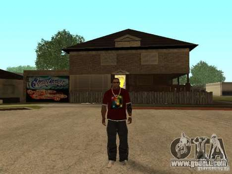 Mike Windows for GTA San Andreas sixth screenshot