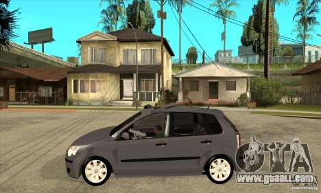 Volkswagen Polo 2008 for GTA San Andreas left view
