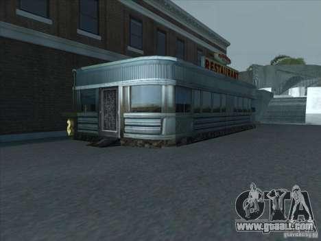 Legal business Cidžeâ for GTA San Andreas forth screenshot