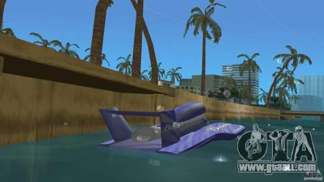 Miss Bud for GTA Vice City back left view