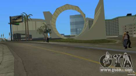 Sunshine Stunt Set for GTA Vice City forth screenshot