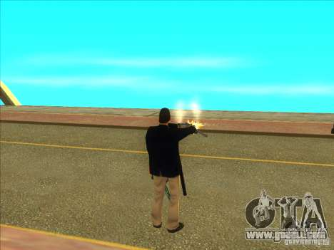 Sony Trout for GTA San Andreas second screenshot