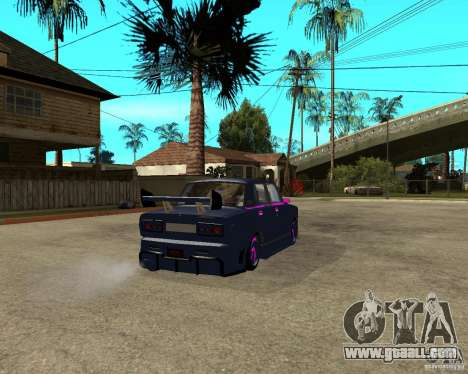 Vaz 2105 Street Race Tuning for GTA San Andreas
