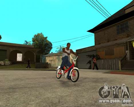 Tair GTA SA Bike Bike for GTA San Andreas