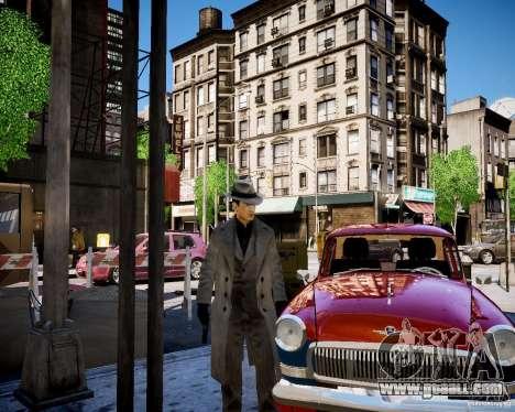 Vito Scaletta for GTA 4 fifth screenshot