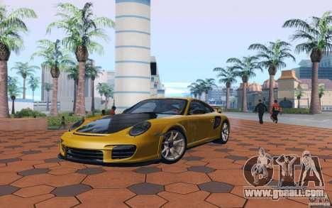 Advanced Graphic Mod 1.0 for GTA San Andreas second screenshot