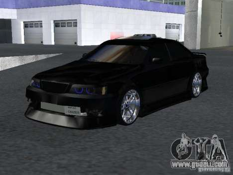Toyota Chaser JZX 100 Tunable for GTA San Andreas