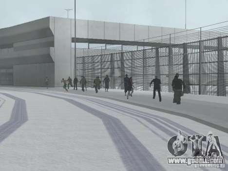 Increase traffic for GTA San Andreas second screenshot