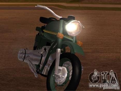 Ural m-67 36 for GTA San Andreas