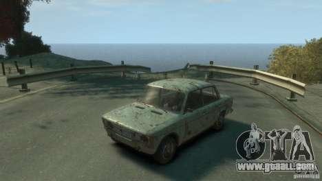VAZ 2103-Rusty v1.0 for GTA 4