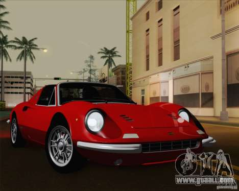 Ferrari 246 Dino GTS for GTA San Andreas