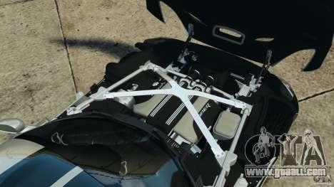 SRT Viper GTS 2013 for GTA 4 upper view