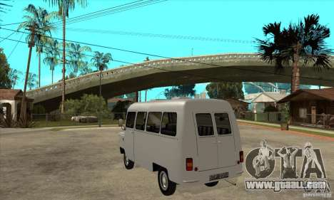 FSD Nysa 522 for GTA San Andreas right view